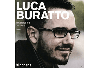 Luca Buratto - Live at Honens 2015 - (CD)