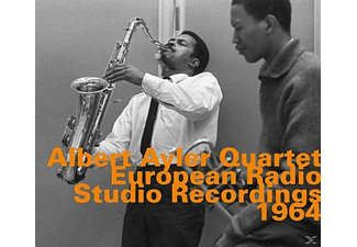 Albert Quartet Ayler - European Radio Studio Recordings 1964 - (CD)