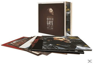 Marvin Gaye - Marvin Gaye Vol.3:1971-1981  (Ltd.7LP Box) - (Vinyl)