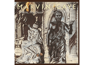 Marvin Gaye - Here,My Dear (Back To Black LP) - (Vinyl)