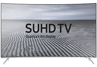 "SAMSUNG UE55KS7505U 55"" Smart Curved SUHD 4K -TV -Silver"