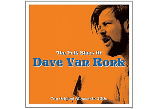 Dave Van Ronk - The Folk Blues Of - (CD)