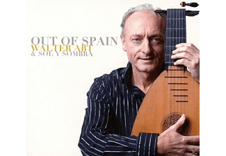 Sol Y Sombra, Abt Walter - Out Of Spain - (CD)