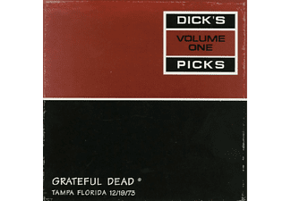 Grateful Dead - Dick's Picks 1 - (CD)
