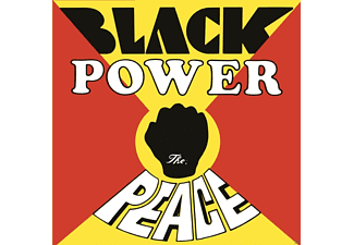 Peace - Black Power - (CD)