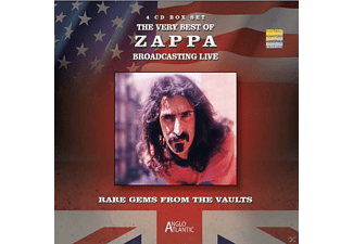 Frank Zappa - Rare Gems from the Vaults-Zappa Broadcastings Live - (CD)