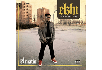 Elzhi - Elmatic - (CD)