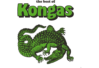 Kongas - The Best Of - (LP + Bonus-CD)