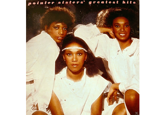 The Pointer Sisters - Pointer Sisters' Greatest Hits (Expanded+Remast.) [CD]