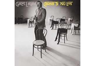 Charles Earland - Coming To You Live - (CD)