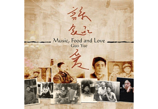 Guo Yue - Music Food And Love [CD]