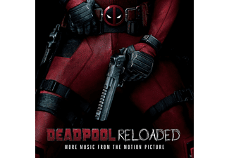 OST/VARIOUS - Deadpool-Reloaded [CD]
