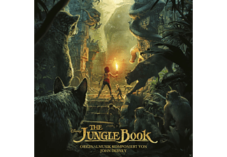 VARIOUS - The Jungle Book (Deutsche Bonustrack-Version) - (CD)