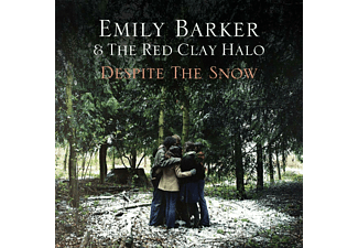 Emily & The Red Clay Halo Barker - Despite The Snow - (CD)