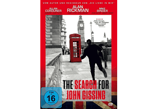 The City - The Search for John Gissing - (DVD)