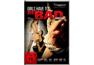 Girls Have To Be Bad Sometimes - (DVD)