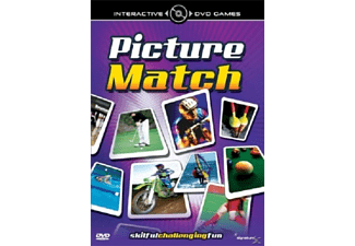 Picture Match (Interactive DVD) - (DVD)