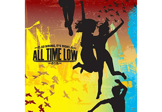 All Time Low - So Wrong, Its Right (Ltd.Vinyl) [Vinyl]