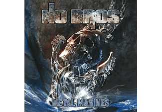 No Bros - Metal Marines (Ltd.Vinyl) - (Vinyl)