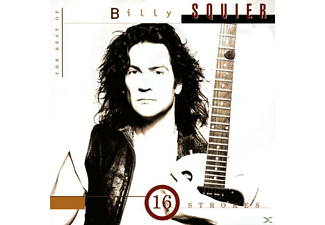 Billy Squier - 16 Strokes-Best Of - (CD)