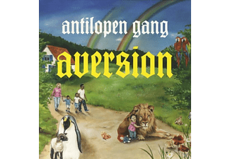 Antilopen Gang - Aversion [Vinyl]