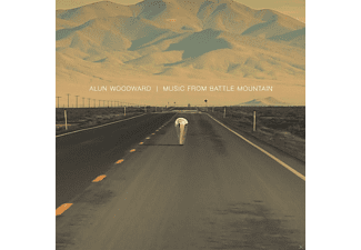Alun Woodward - Music From Battle Mountain (180 Gr.Lp+Mp3) - (LP + Download)