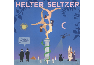 We Are Scientists - Helter Seltzer - (CD)