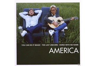 America - Essential [CD]