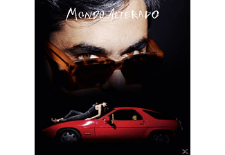 Rebolledo - Mondo Alterado - (CD)
