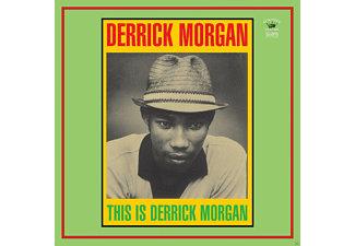Dennis Morgan - This Is Derrick Morgan - (Vinyl)