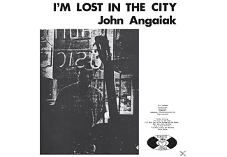 John Angaiak - I'm Lost In The City - (CD)
