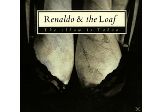 The Renaldo + Loaf - The Elbow Is Taboo & Elbonus - (CD)