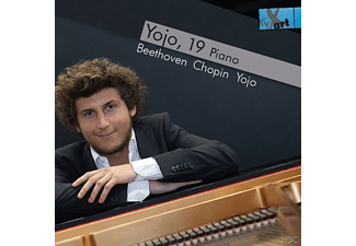Yojo Christen - Yojo,19,Piano - (CD)