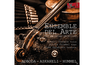 Ensemble Del Arte - Ensemble Del Arte-The Bavarian Georgians - (CD)