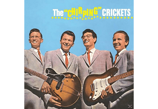 "CRICKETS,THE & Holly, Buddy - The ""Chirping"" Crickets [Vinyl]"