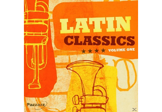 VARIOUS - Latin Classics 1 - (CD)