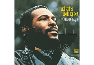 Marvin Gaye - What's Going On (Back To Black LP) [Vinyl]