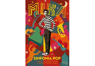 Mika - Sinfonia Pop | DVD + Video Album
