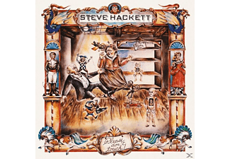 Steve Hackett - Please Don't Touch (Ltd.Dlx.Edt.) - (CD + DVD Audio)