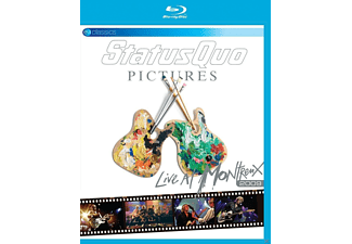 Status Quo - Pictures-Live At Montreux 2009 [Blu-ray]
