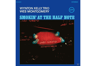 Wes Montgomery, Wynton Trio Kelly - Smokin' At The Half Note - (Vinyl)
