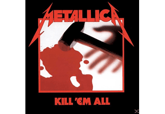 Metallica - Kill 'em All (Remastered 2016) | LP
