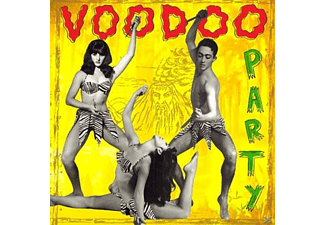 VARIOUS - Voodoo Party Vol.1 - (Vinyl)