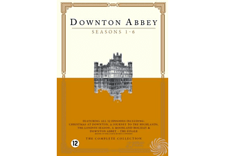 Downton Abbey - Complete Collection (Limited Edition) | DVD