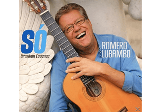 Romero Lubambo - So Brazilian Essence - (CD)