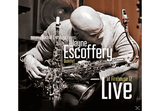 Wayne Escoffery - Live At Firhouse 12 - (CD)