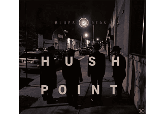 Udden,J./McNeil,J./Kobrinsky,A./Pinciotti,A. - Hush Points-Blues And Reds - (CD)