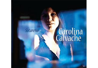 Carolina Calvache - Sotareno - (CD)