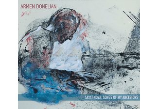 Armen Donelian - Sayat-Nova: Songs Of My Ancestors - (CD)