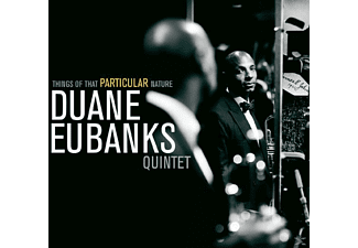Duane Quintet Eubanks - Things Of That Particular Nature - (CD)